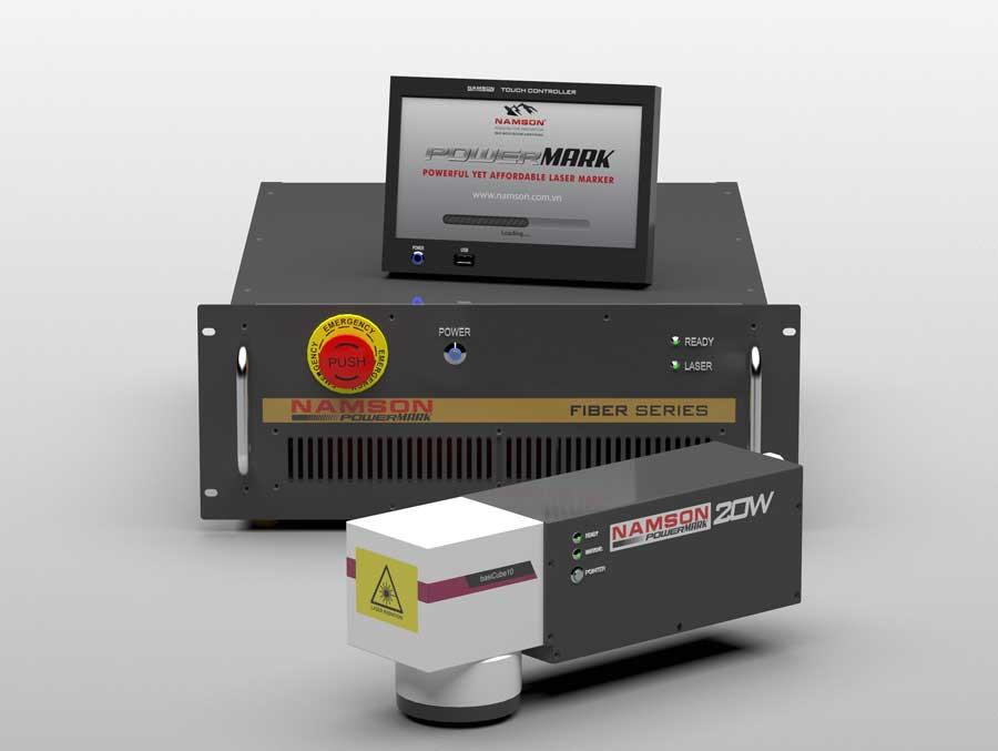 may khac laser fiber powermark f series