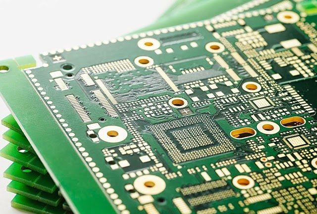 Laser cắt và đục lỗ bo mạch ứng dụng trong ngành điện tử